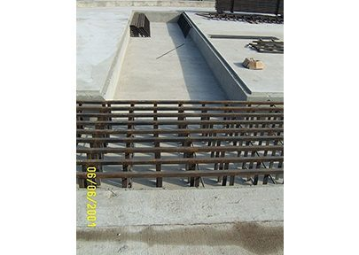5000 Pounds Per Ft² Floor-Supports