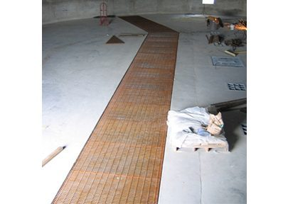 5000-Pounds Per Ft² Floor Grating